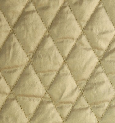 Quilted Illusion - Gold
